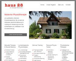 Physiotherapie Haus28 - Affoltern am Albis